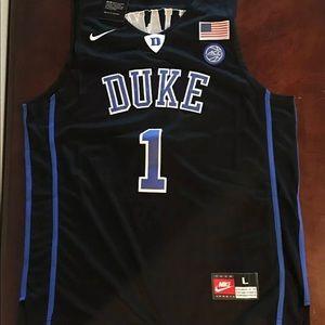 Zion Williamson Duke Blue Devils Mens Jersey Large